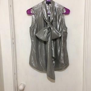 Tops - Jones New York coll. womans 8 sleeveless blouse